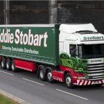 Eddie Stobart złożył zamówienie na dokładnie 2000 nowych ciężarówek marki Scania, z typoszeregów R oraz G