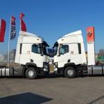 """Nagroda """"Dealer of the Year 2013"""" dla serwisu Renault Trucks z Mikołowa"""