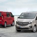 Nowe Renault Trafic oraz Opel Vivaro na oficjalnych grafikach – oba auta dostaną 1,6-litrowe diesle