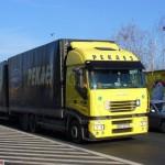 Zakaz ruchu dla zaledwie dziewięcioletnich ciężarówek?! Oto nowe zasady panujące pod Mont Blanc