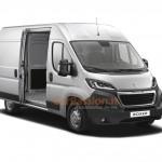 Nowy Peugeot Boxer na oficjalnych zdjęciach – we wnętrzu poprawiono przede wszystkim jakość materiałów