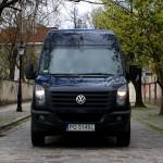 Volkswagen ma pełne pozwolenie na budowę fabryki Crafterów, czy nowy obiekt i nowy model w 2016 roku