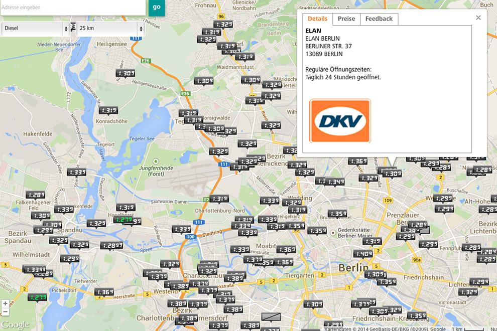 Sprawdz Ceny Paliw Na Konkretnych Stacjach W Niemczech Czyli Nowy