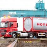 Rekordowe zamówienie firmy Hoyer – niemiecki przewoźnik kupił 3450 kontenerów-cystern