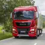 MAN doposaża swoje ciężarówki w system EfficientRoll, automatyczne światła oraz nową przekładnię ZF