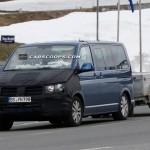 Nadjeżdża Volkswagen Transporter T6, czyli 2-litrowy diesel o mocy 237 KM i wizualna kosmetyka