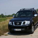 Nissan Navara 2.5 dCi 190 KM Double Cab – test 40ton.net – błagam, wyślij mnie do ciężkiej pracy!