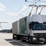 Nad niemiecką trasą A5 pojawi się trakcja – skorzystają z niej ciężarówki wyposażone w pantografy