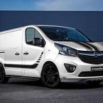 Nowy Opel Vivaro już po tuningu firmy Irmscher, czyli zestaw dodatków od nadwornego tunera marki