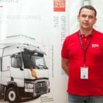 Paweł Bucior z firmy Styropianex polskim zwycięzcą Optifuel Challenge 2014, czyli laury za 23,6 l/100km
