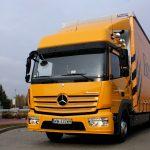 Mercedes Atego z systemem przewidywania usterek – Uptime rozszerzony na najmniejszy model