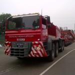 Ciężarówki Trojan wyprodukowane przez samego przewoźnika, czyli kierujesz jednym, jedziesz kilkoma