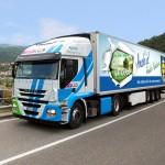 Kolejne ekologiczne ciężarówki dla sieci Lidl – po elektrycznym Stralisie, czas na flotę ciągników na gaz