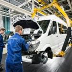 Mercedes przygotowuje się do ofensywy z modelem Sprinter – rozwód z VW coraz bliżej