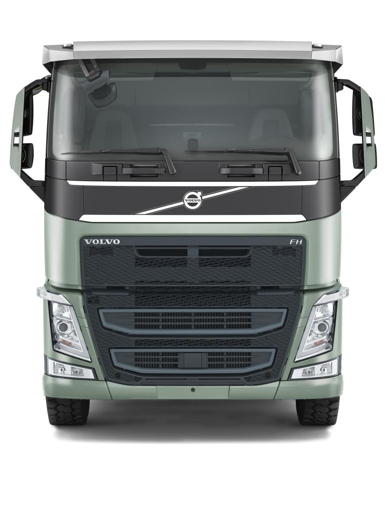 Zaawansowane Volvo FH oraz FH16 ze specjalnie obniżoną kabiną - nowy NT14