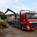 Ginaf G6 do transportu drewna w możliwie przemyślany sposób, czyli DAF, który DAF-em wcale nie jest