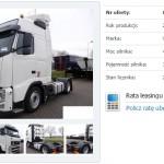 Ile zapłacę za używaną ciężarówkę, czyli z wirtualną wizytą w komisie z samochodami ciężarowymi – vol. 5