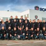Serwis Scania Polska Szczecin okazał się najlepszy w polskim finale konkursu Scania Top Team 2015