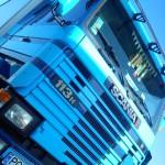 Scania serii 3 wybrana najlepszym samochodem ciężarowym w historii europejskiego transportu