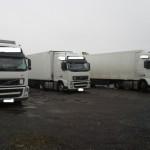 Czyżby Girteka znowu woziła ładunki z Polski rosyjskimi ciężarówkami bez wymaganych zezwoleń?