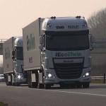 Brytyjskie testy ciężarówek z autopilotem – rząd potwierdził rok 2016 jako datę startu projektu