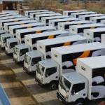 Wojsko wynajmie 75 aut dostawczych o DMC 3,5 tony, wraz z kierowcami i koordynatorami przewozów