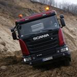 Testy terenowych samochodów ciężarowych marki Scania, czyli relacja z imprezy Scania Test Tour 2015