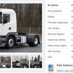 Ile zapłacę za używaną ciężarówkę, czyli z wirtualną wizytą w komisie z samochodami ciężarowymi – vol. 9