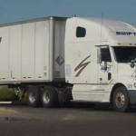 Firm transportowa montuje kamery obserwujące kierowców do całej floty 6081 ciągników siodłowych