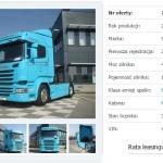 Ile zapłacę za używaną ciężarówkę, czyli z wirtualną wizytą w komisie z samochodami ciężarowymi – vol. 10