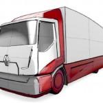 Kolejna prototypowa ciężarówka Renault Trucks – dystrybucyjny EDIT ma palić o 13 proc. mniej niż Euro 6