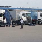 Nowe ciężarówki marki Scania cały czas na testach, z różnymi kabinami i z nawet 780-konnym silnikiem