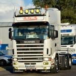 Jak efektownie tuningować ciągniki siodłowe marki Scania – krótki poradnik na przykładzie firmy BACA