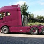 """Scania R560 """"Blue Long Stream"""" i Volvo FH Globetrotter XXL, czyli ciężarówki z przedłużanymi kabinami"""