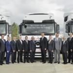 Turecka firma İmza Lojistik jednym zamówieniem wymieniła 300 ciągników i dobrała 100 zestawów