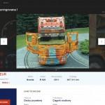 Półmilionowa Scania R620 z 2011 roku za 130 tys. euro? To egzemplarz po tuningu niejakiego pana Bródki