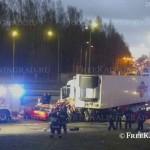 Kierowca ciężarówki, który staranował przejście w Gołdapi, został aresztowany i czeka go rozprawa