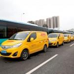 DHL stawia na elektryczne auta dostawcze także w Chinach, kupując 35 kurierskich furgonów BYD T3