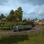 Trwają prace nad kompletną mapą Francji do gry Euro Truck Simulator 2, pełną sielankowych elementów