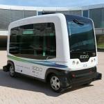 Autobusik bez kierowcy rozpoczyna regularne kursowanie w Holandii, na 12-minutowej, wiejskiej trasie