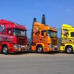 Tuning ciężarówek marki Scania w Południowej Afryce, na przykładzie durbańskiej firmy Total Power Carriers