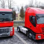 Która ciężarówka Euro 5 ma najlepszą kabinę, czyli porównanie siedmiu używanych ciągników – WSTĘP