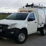 Flota 14 specjalistycznych pickupów Isuzu D-Max dla ekip pogotowia energetycznego z Dolnego Śląska