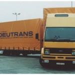 Deutrans, czyli wschodnioniemiecki przewoźnik, który w swoim czasie na pewno miałby problemy z MiLoG-iem