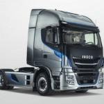Iveco Stralis z m.in. nowym podwoziem, nową skrzynią biegów, nową wersją XP i układem EGR