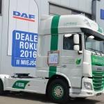 DAF XF w dwóch limitowanych wersjach: biało-czerwony na 20-lecie lub bardziej jaskrawy od ESA Trucks