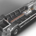 Ciężarówki z kompozytowym podwoziem, o nawet 40 proc. lżejszym niż w przypadku klasycznej ramy