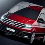 Tak ma wyglądać nowy Volkswagen Crafter, który już w najbliższych tygodniach wyjedzie z polskiej fabryki