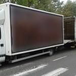 Renault Mascott, które wraz z ładunkiem ważyło niecałe 9 ton i którego kierowca zapłaci ledwie 500 złotych