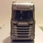 Nowa Scania serii S po raz kolejny sfotografowana jako model – tym razem jest to Herpa w skali 1/87